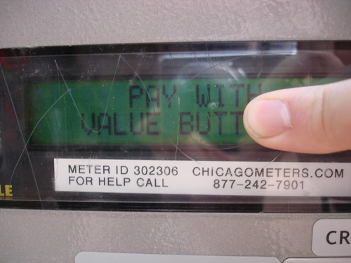 Pay With Value Butt