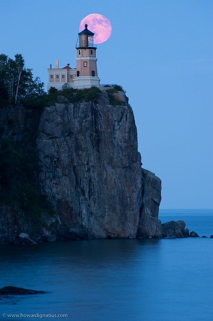 Split Rock Lighthouse, MN, USA