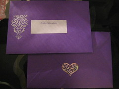 Invite envelope