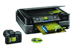 Epson Artisan 710 All-in-One_Right Angle