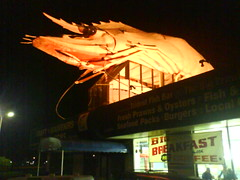 Big Prawn @Pacific Highway
