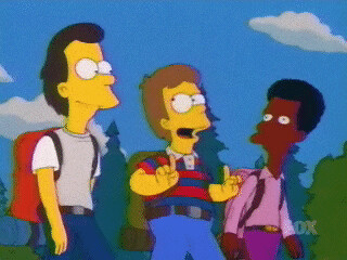 Simpsons The_Blunder_Years