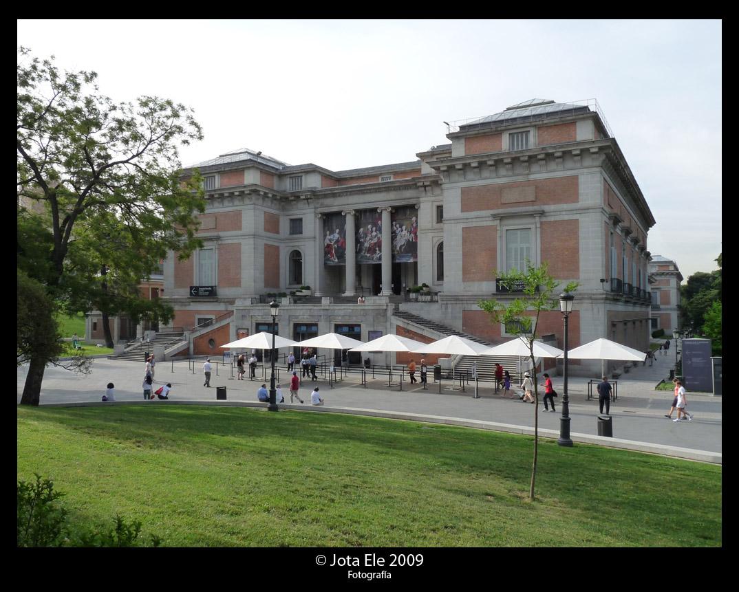 Museo del Prado (Fachada Norte I)