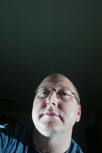 Self Portrait with RadioPopper JrX