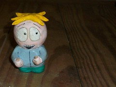 butters (needing paint) (mikaplexus) Tags: sculpture art me myself toy toys michael cartoon southpark clay unfinished custom mika cartoons hahaha theman mds butters yourfriend plexus michaelstewart ireallylike mikaplexus michaelduanestewart mestuffs