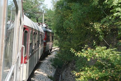 Comboio Istanbul até Bucareste, Turquia até Roménia