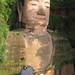 Spidey loves Giant Buddha :). Leshan, China 30AUG09