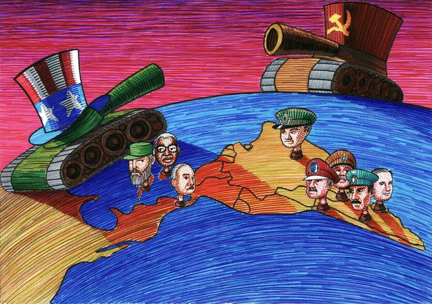 América Latina na Guerra Fria