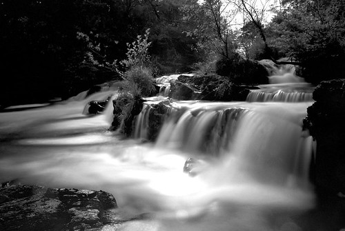 I actually won a Dewars Whisky competition last year with an infrared shot of this area. Sarah came third!