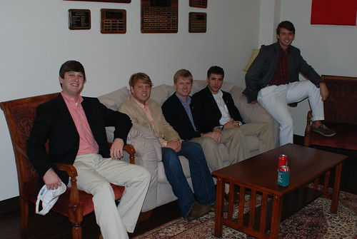 Fall '09 Executive Committee