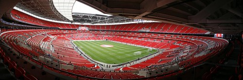 Wembley Stadium, London by Ian Wilson, on Flickr