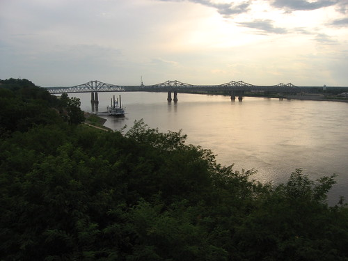 Natchez, Mississippi by Ken Lund