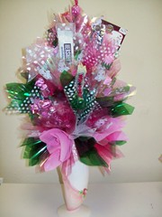 Ballet Slipper (Candy Bouquet) Tags: ballet dance candy chocolate gift present bouquet