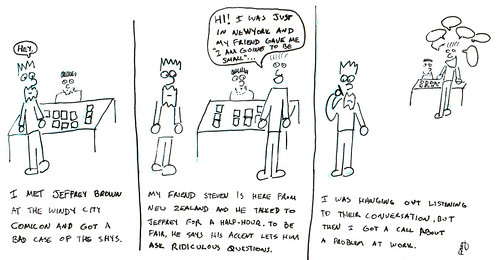 366 Cartoons - 230 - Jeffrey Brown