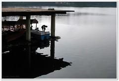 Moti Talaav,  Sawantwadi. (Gaurav_Patil) Tags: morning lake reflection konkan sindhudurg sawantwadi canons5is motitalav