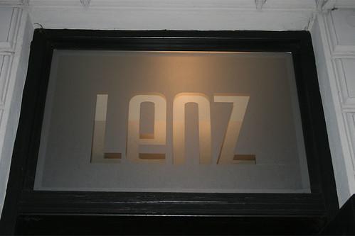Lenz - Eingang