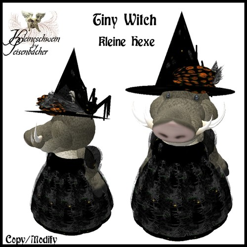 tiny witch costume