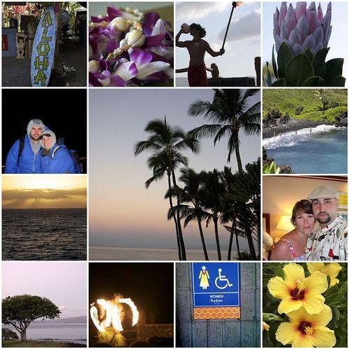 Hawaii Montage