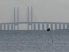 resundsbroen / The Oresund Bridge (p_dude) Tags: copenhagen denmark october schultz 2009 contractors resundsbroen oresundbridge denamrk hjgaard as sundlink