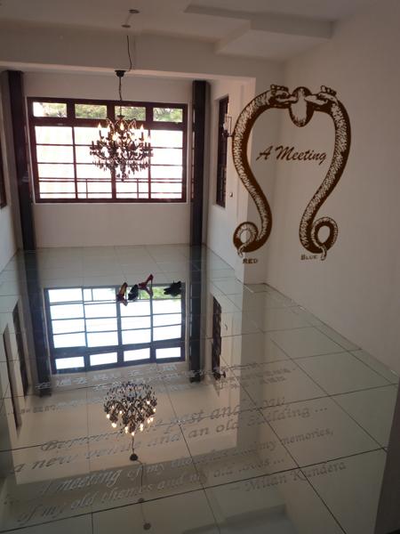 美到不行的展室--禁止進入哦!
