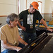 """2009 Jazz Port Townsend workshop class """"Learning Tunes by Ear"""""""