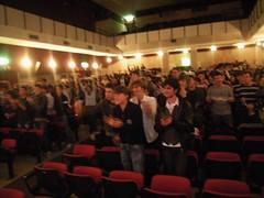 TEATRO_MODERNO_LATINA.4 (Stand Up Italy) Tags: up la stand italia e povert contro cambiamenti climatici