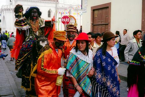 Mama Negra - Latacunga - Ecuador