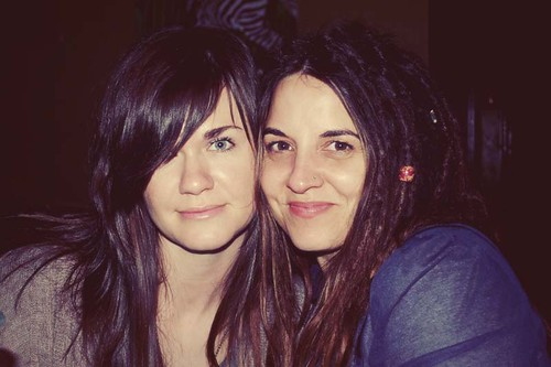 amy seeley & me