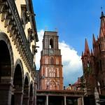 San Miguel de Allende: Parroquia y Reloj