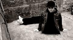 # Manipulation (Carlos Fachini ™) Tags: pictures people blackandwhite black branco photoshop effects pessoa sony imagens surreal manipulation images preto fotografia mem photograpy manipulação w130