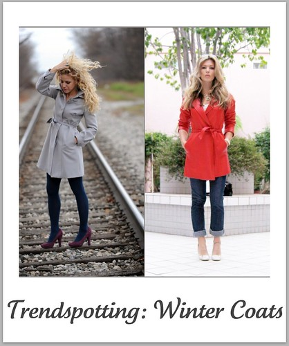 Trenspotting: Winter Coats