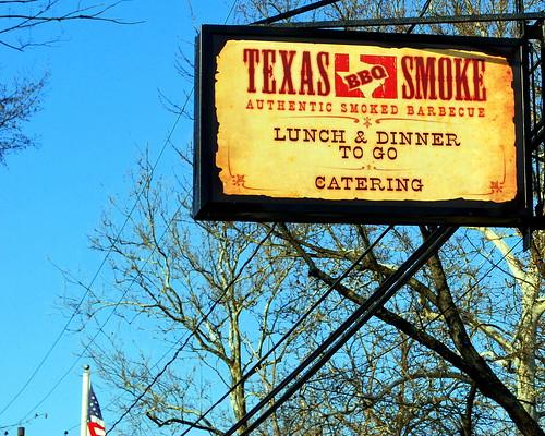 Texas Smoke BBQ