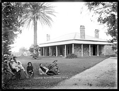 Reverend Edward La Barte and family at St John's Parsonage, Raymond Terrace, NSW, 27 January 1896 (Cultural Collections, University of Newcastle) Tags: australia nsw churchbuilding 1896 churchofengland raymondterrace labarte ralphsnowball snowballcollection ralphsnowballcollection asgn0861b38 paronage reverendedwardlabarte revlabarte edwardlabarte thomaslabarte raymondlabarte minnielabarte newcastleregionnswhistorypictorialworks photographynewsouthwalesnewcastle