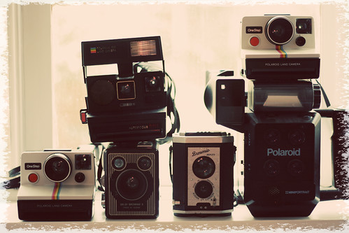 {my camera collection}