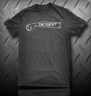 Fist of Detroit T-Shirt