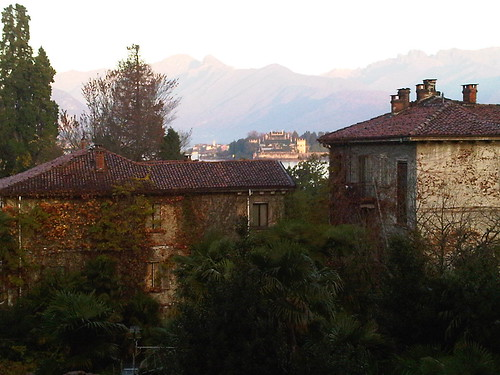 Stresa, this morning
