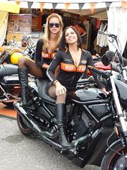European Bike Week 2009 (Pierino Beltrame) Tags: girls sexy girl bike austria see sterreich europa europe european euro teens motorcycles krnten carinthia harley event international teen harleydavidson moto motorcycle motor 2009 bikers raduno faak beltrame pierino alltypesoftransport