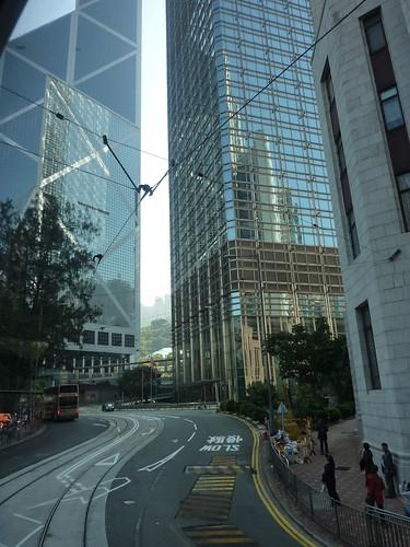 HK。2009-11-22 電車,叮叮車