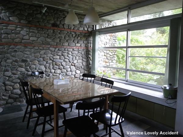 三星張宅_餐桌上的窗景