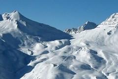 """V Alpách sněží """"za pět dvanáct"""""""
