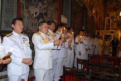 World Tipitaka Candle-light Circumabulation