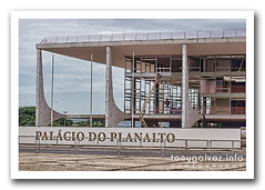 Palácio do Planalto, Brasilia