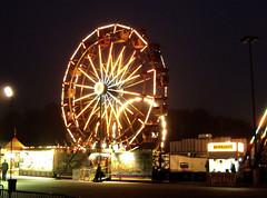 Carnival Ferris Wheel