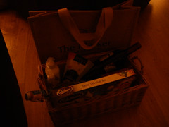 Christmas hamper from J&E