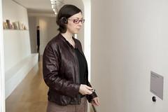 Photo dans l'espace d'exposition