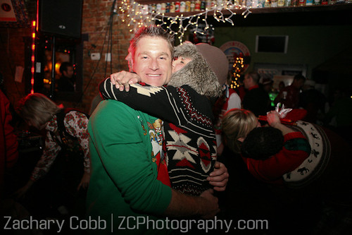 The Ugly Christmas Sweater Party, Party Pics - 2009-48