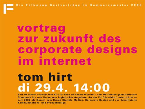Corporate Design im Internet