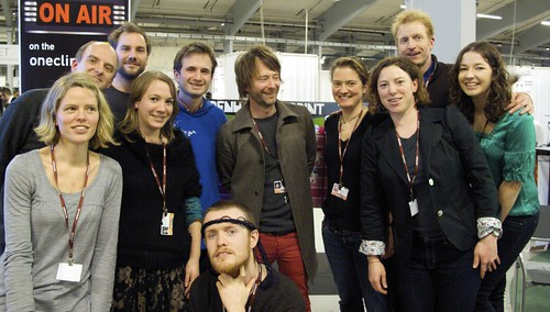 Stupid Show Team with Thom Yorke