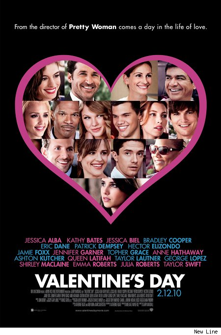 Thumb Top 10 Movies in the Weekend Box Office, 14FEB2010: Valentine's Day