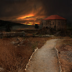 The Path (digitalpsam) Tags: lebanon beautiful wonderful spectacular ruins scenery colours serene heavenly byblos topseven artofimages bestcapturesaoi sammatta